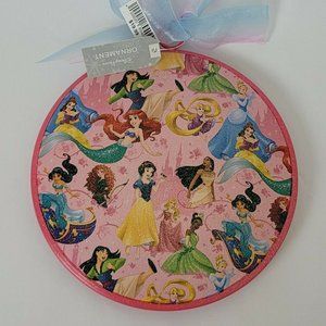 Disney Park Princess Signatures Christmas Ornament